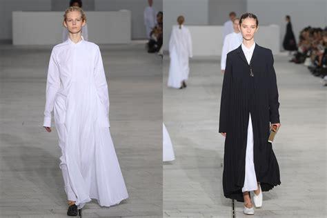 Jil Sander jil sander ss18 luke meier brought minimalism to