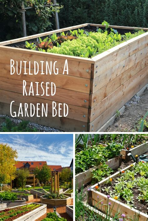 Building A Raised Garden by How To Build A Raised Garden Bed For Your Backyard Gardening How S