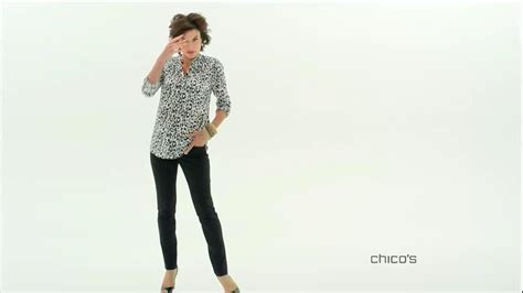 chico so slimming model hair chicos slimming collection model chico s so slimming