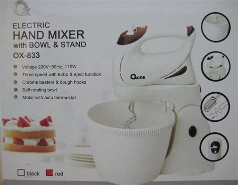 Mixer Oxone Ox 833 mixer oxone ox 833 murah kitcheneeds