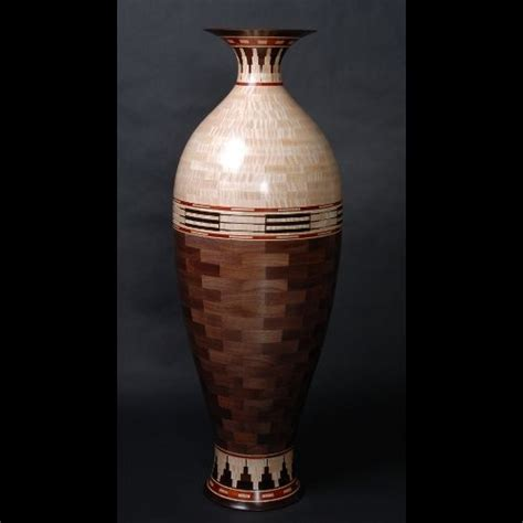 Turning Vases by 192 Curated Ssgmented Wood Ideas By Davidbrazelton Vase