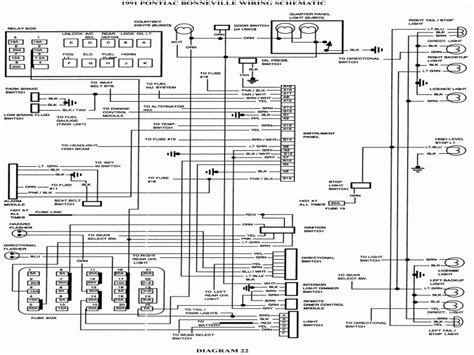 1997 buick century wiring diagram headlights