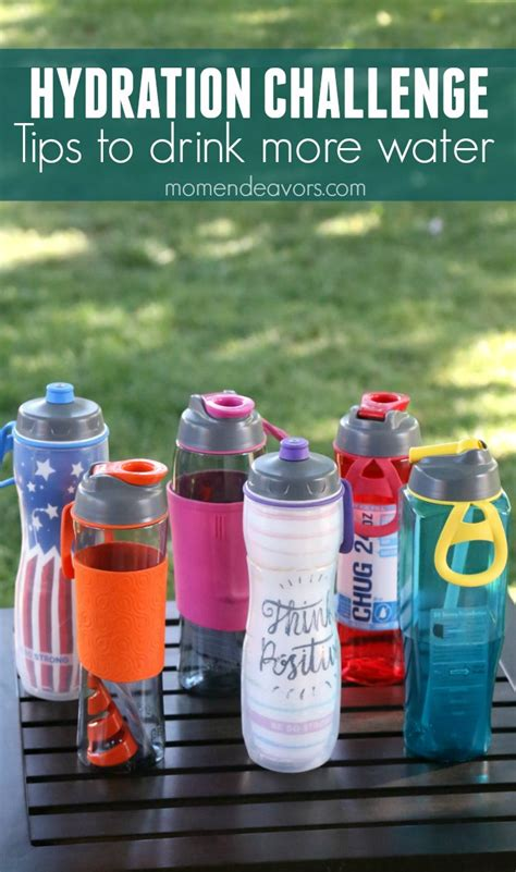 hydration challenge tips for more water hydration challenge 50