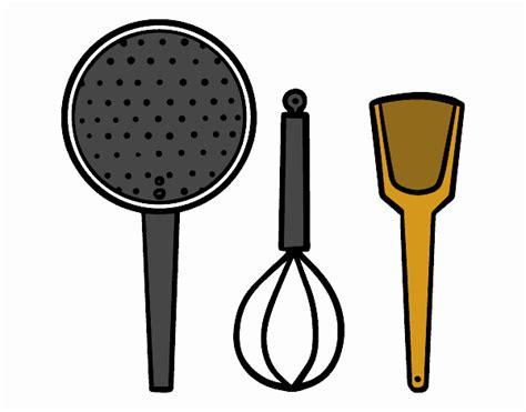 dibujos infantiles utensilios de cocina dibujo de los utensilios de cocina pintado por en dibujos