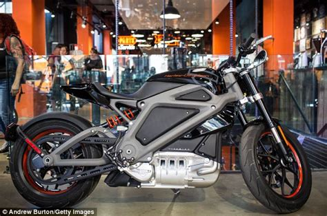 Harley Davidson Nyc Store by Harley Davidson Livewire Electric Motorcycle Taken Out For