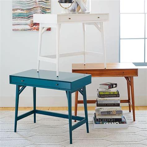 west elm mid century desk review mid century mini desk white west elm