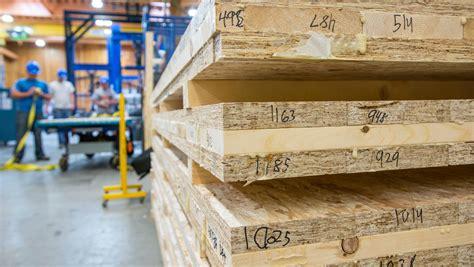 international beams   upcoming clt plant