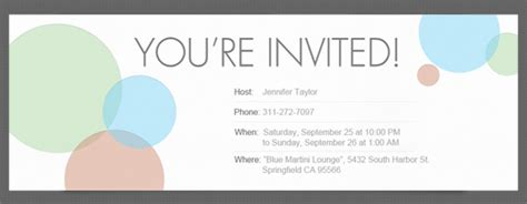 You Re Invited Invitations Template Best Template Collection You Re Invited Template