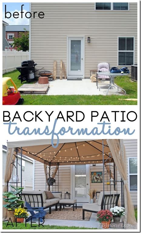 inspiring backyard makeover projects