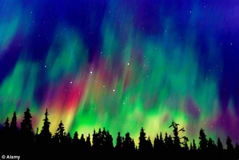 What Causes The Northern Lights Amazing Northern Lights Phenomenon Photos And Videos Of