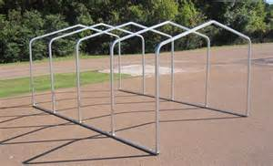 Metal Carport Frames Only 12 W X 18 L X 6 H Carport Frame At Menards 174