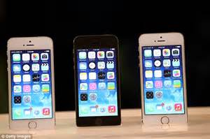 iphone operating system apple s operating system ios 7 is sick literally daily mail