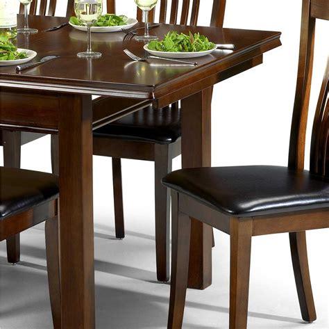 Julian Dining Room Set Julian Bowen Canterbury Mahogany Dining Set With 6 Chairs