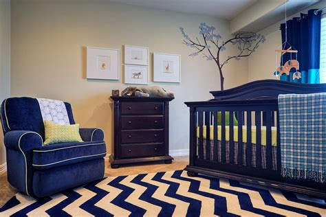 Navy Blue Baby Crib by Color Psychology For Nursery Rooms Learn How Color