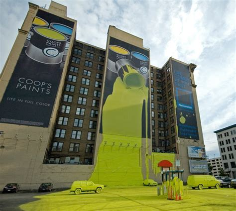 wallscapes spectaculars attention advertising domedia
