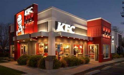 facility layout kfc restaurants colonel sanders kfc founder franchisopedia com