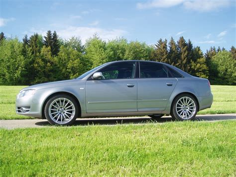 Kfz Steuer Audi A4 by Audi A4 B7 Limo S Line 2 0 Tfsi Bj 2006 Details
