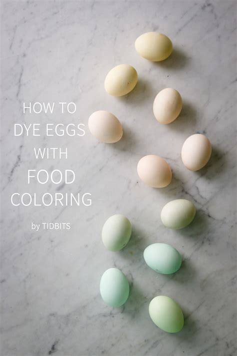 coloring easter eggs with food coloring how to dye eggs with food coloring tidbits