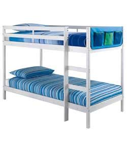 White Bunk Bed Frame Only Review Compare Prices Buy Bunk Beds Uk Only