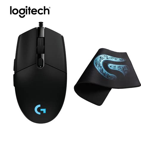 Mouse Logitech G102 logitech g102 prodigy gaming mouse gamer mice original mause 6000dpi optical ergonomic computer