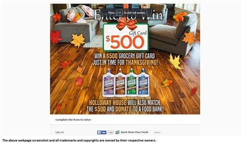 Win 500 Gift Card - tryfreebies com win 500 grocery gift card