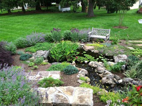 backyard pond design 25 backyard pond designs outdoor designs design