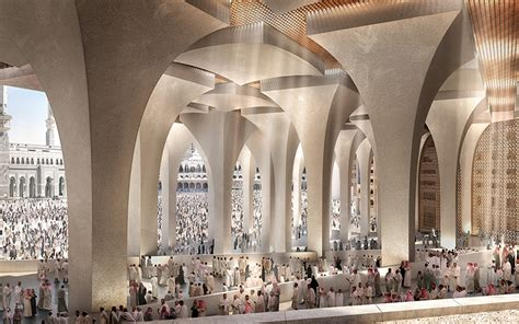foster partners selected  build hotel complex  mecca