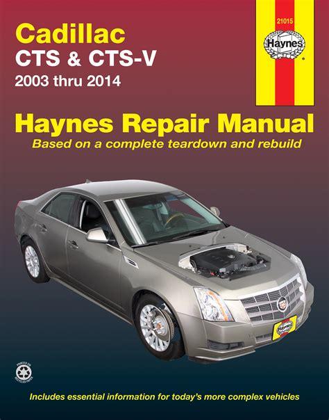 electric power steering 2003 cadillac cts parking system cadillac cts and cts v 03 14 haynes repair manual usa haynes manuals