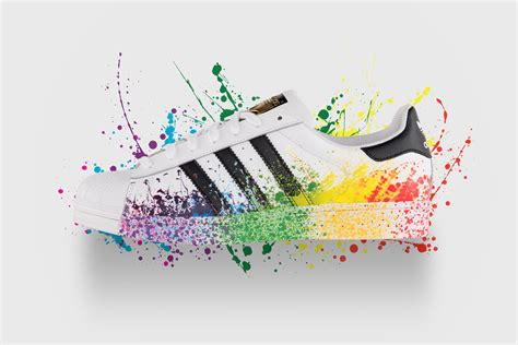 Jaket Tenis Adidas Pharrell William Ny Ltd White Multicolor Original stride with pride adidas releases 2016 pride pack the everyday