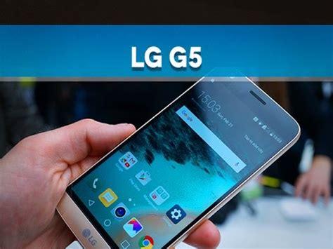 test mobile lg g5 prise en mwc16 test mobile