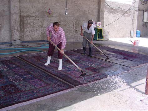 pressure wash area rug handwash service rugs store in vancouver