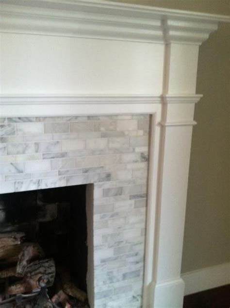 25 best ideas about fireplace tile surround on