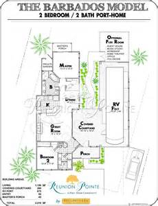 Rv Port Home Floor Plans by Port Home Floor Plans Reunion Pointe