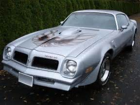 1976 Pontiac Trans Am Pictures 1976 Pontiac Firebird Trans Am 2 Door Hardtop 70918