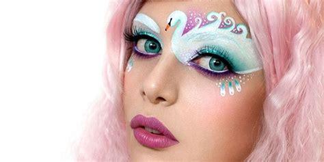 imagenes de ojos fantasia maquillaje de fantas 237 a