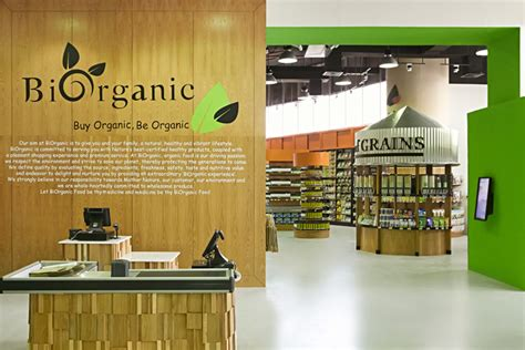 biorganic organic food store by retail access duabi uae