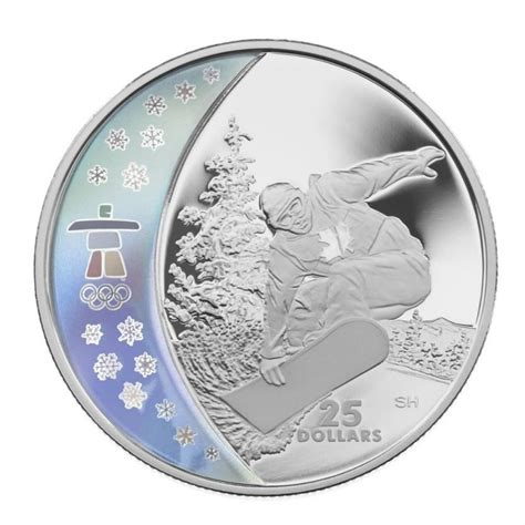 vancouver mint new year 2008 canada sterling silver 25 coin vancouver 2010
