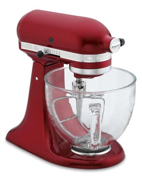 kitchenaid 174 design series stand mixer williams sonoma