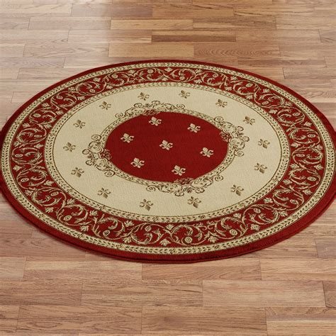 Circular Area Rug Monarch Medallion Area Rugs