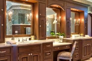 Cream Vanity Mirror Traditional Bathroom Photos Hgtv