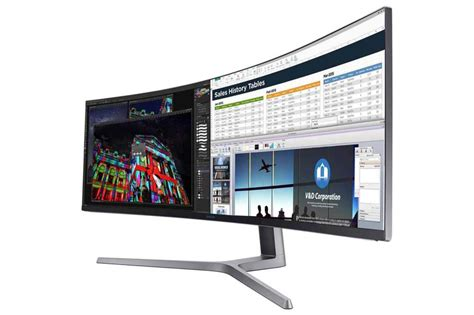 chg90 49 quot qled gaming monitor samsung display solutions