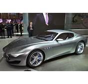 Maserati Alfieri Concept To Become Electric Tesla Rival In