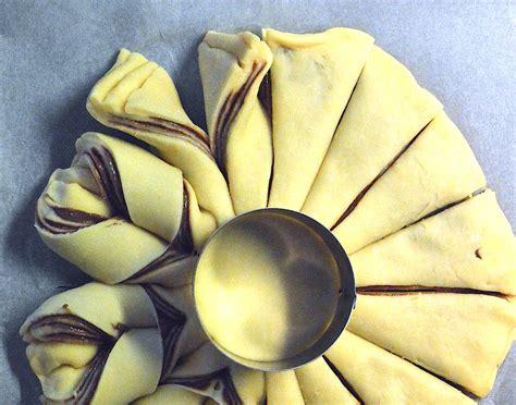 fiore di pan brioche nutella fiore di pan brioche alla nutella bimby tm31 tm5