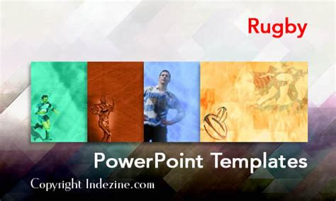 power point themes rugby rugby powerpoint templates