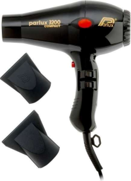Grosir Hair Dryer Mini parlux 3200 compact hair dryer black spedizione gratis