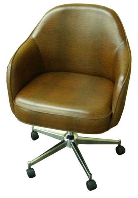 Chromcraft Like Caster Swivel Chairs Swivel Chairs With Casters
