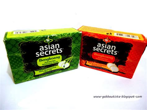 Jahwa Whitening Soap confessions of gab bautista asian secrets lulur whitening