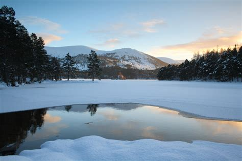 where to find snow in the uk this christmas