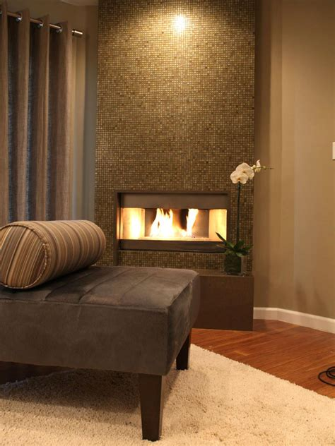10 colorful tile fireplaces living room and dining room