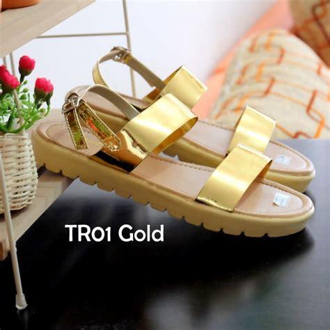 Murah Promo Sandal Wanita Wedges Pasir Black sandal wanita model tr01 belanja mudah dan aman belanja mudah dan aman